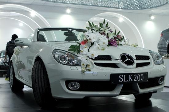 xe đón dâu đẹp