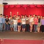 Hương Sen Tổ Chức Tiệc Sinh Nhật Cho Nhân Viên