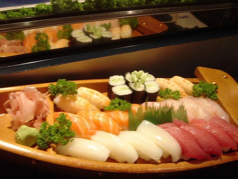 sashimi ca hoi