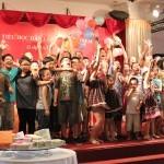 Liên Hoan Lớp 5A Trường Đoàn Thị Điểm Tại  Hương Sen
