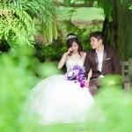 ảnh cưới Hương Sen