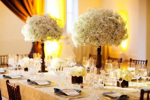 hoa ban  tiec