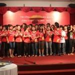 10000 Học Sinh Dự Tiệc Buffet Tại Nhà Hàng Hương Sen