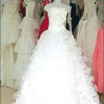 Váy Cưới Cho Cô Dâu Tiết Kiệm