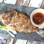 Cá Nướng Dầu Hào