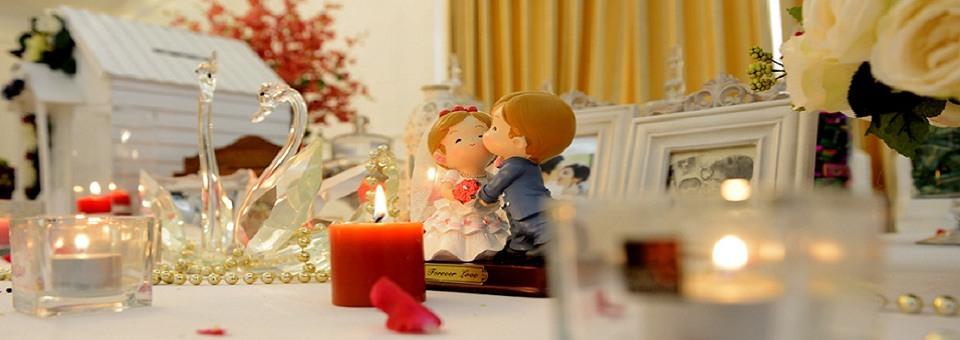 Những ý tưởng nhỏ đáng yêu trong ngày cưới
