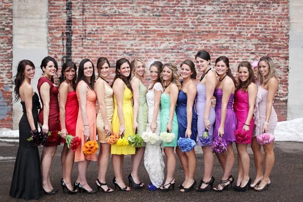đám cưới đặc biệt nhất