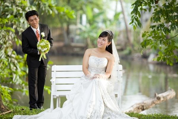 đám cưới phương xa cho giới trẻ