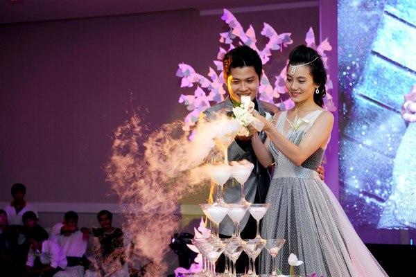 đám cưới hơn rực rỡ