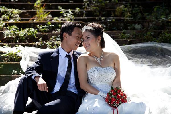 tổ chức đám cưới tại gia