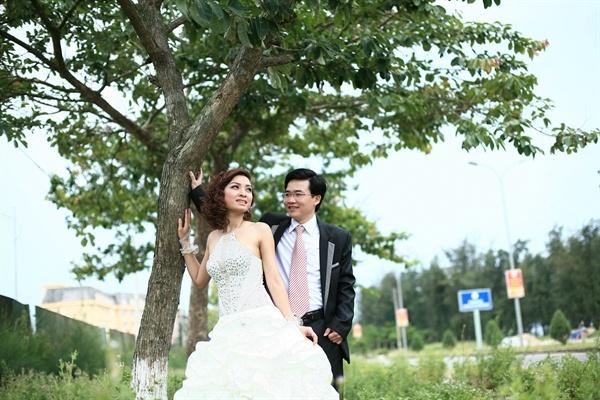 đám cưới hạnh phúc