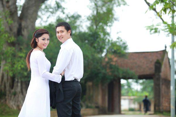 đám cưới lãng mạn