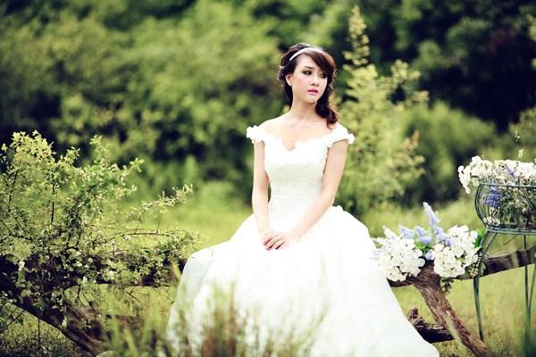 cô dâu xinh đẹp nhất