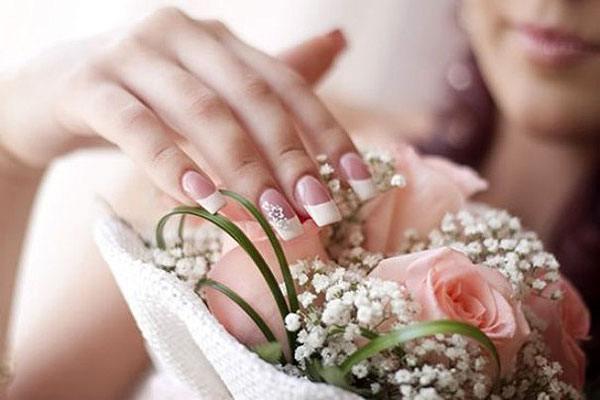 cô dâu xinh đẹp