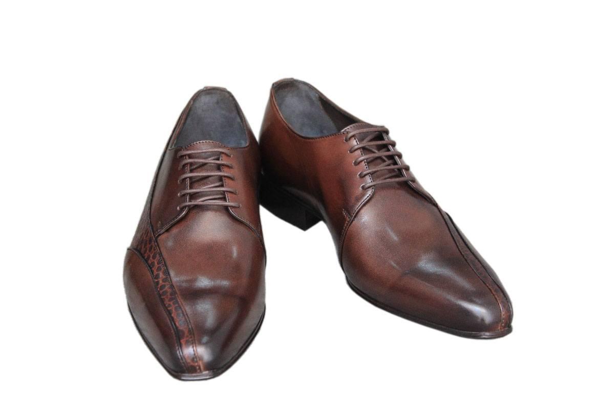 chọn giày cưới cho chú rể đẹp trai