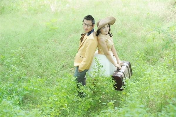 màu chủ đạo cho đám cưới