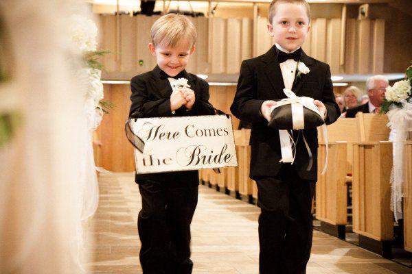 phù dâu nhí cho đám cưới