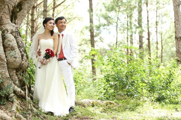 chi phí cho đám cưới