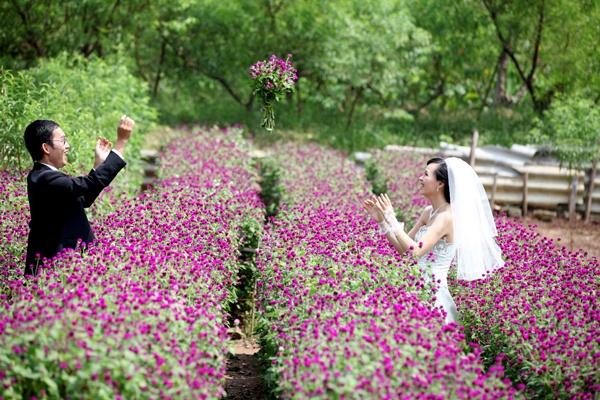chuẩn bị cho đám cưới hoành tráng nhất