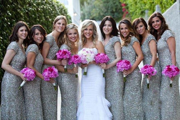 dâu phụ cho đám cưới