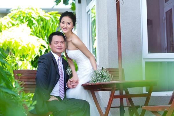 đám cưới phong cách - Hương Sen