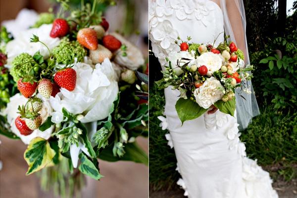 hoa cầm tay cho cô dâu đẹp