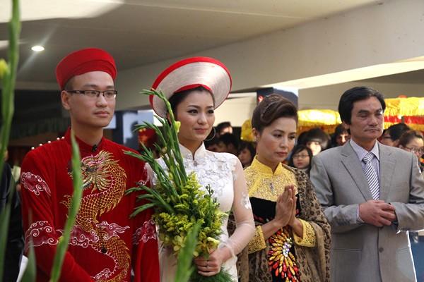 Huong sen wedding