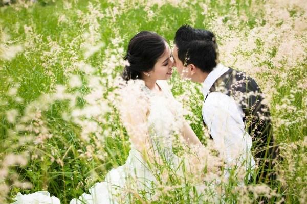 lễ cưới tổ chức thành công