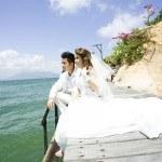 lễ cưới sang trọng