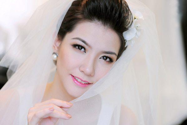 cô dâu đẹp