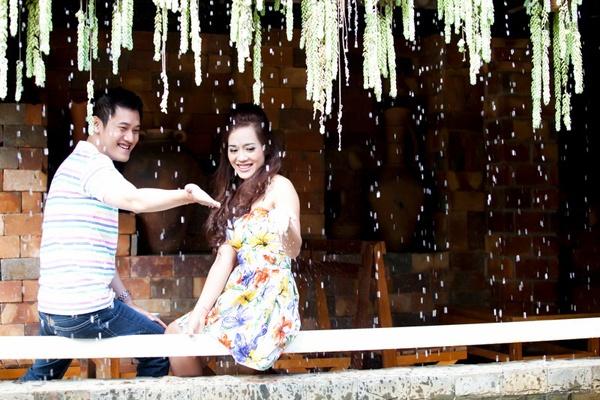 cơn mưa trong ngày cưới