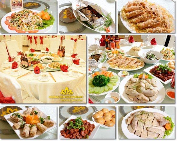 nấu cỗ cưới chuyên nghiệp Hà Nội