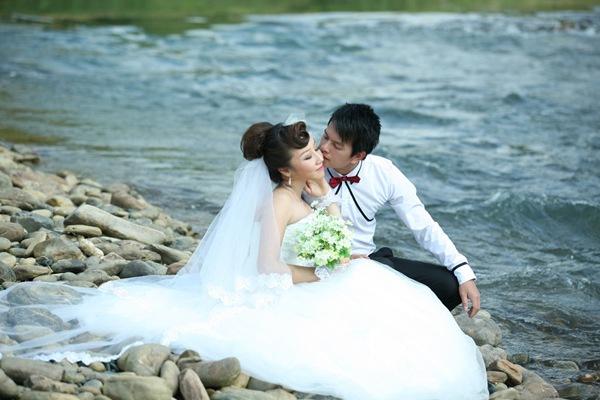 nghi thức lễ cưới truyền thống