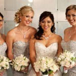 phù dâu trong ngày cưới