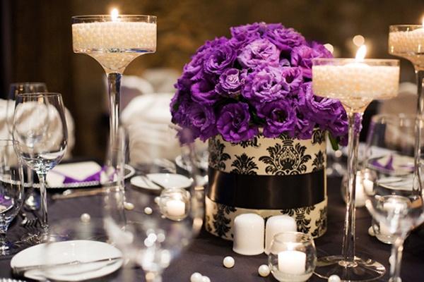 phối màu hoàn hảo trong đám cưới