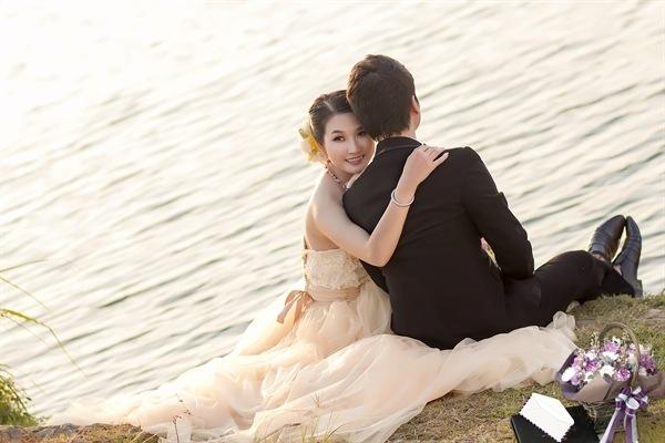 phong tục cưới xin