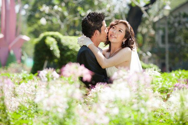 lễ cưới tại gia