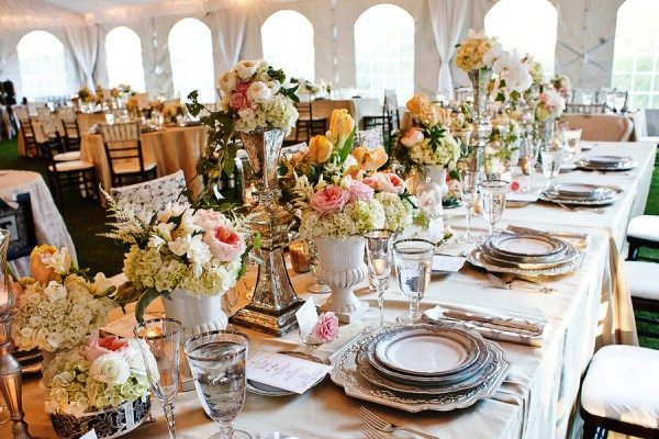 bữa tiệc cưới