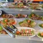 tiệc buffet ngon