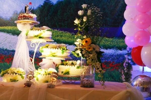 tiệc cưới ngon miệng nhất