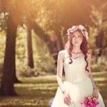 Phong cách vintage ấn tượng cho đám cưới trong nhà