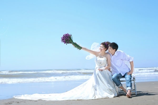 trình tự tổ chức một đám cưới
