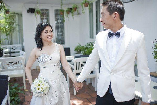 cô dâu hoàn hảo - Tiệc cưới Hương Sen