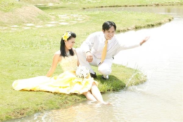 để có đám cưới đẹp