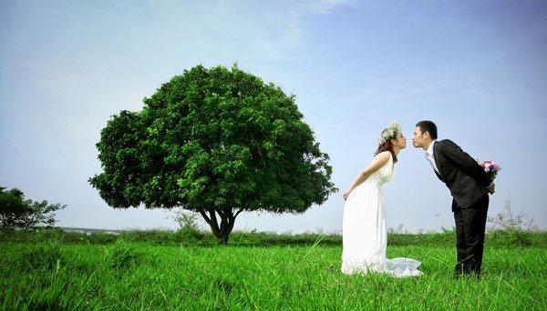 đám cưới tại gia