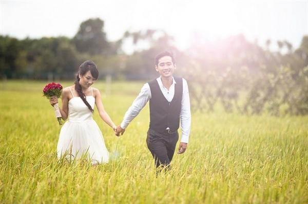đám cưới hạnh phúc nhất