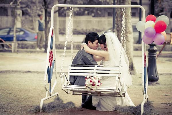 ngày cưới hoàn hảo