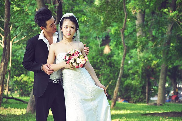 cổng cưới