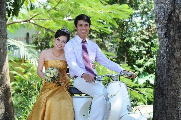 khăn ăn đẹp cho đám cưới