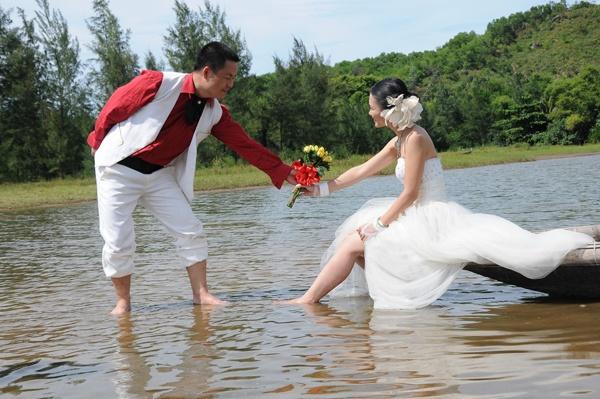 người chăm tổ chức lễ cưới
